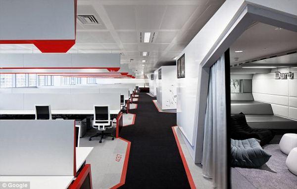 «L4» - новая лондонская штаб-квартира компании Google