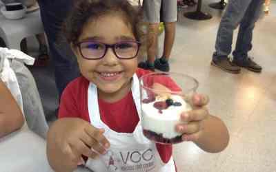 Taller solidario infantil con Valencia Club Cocina