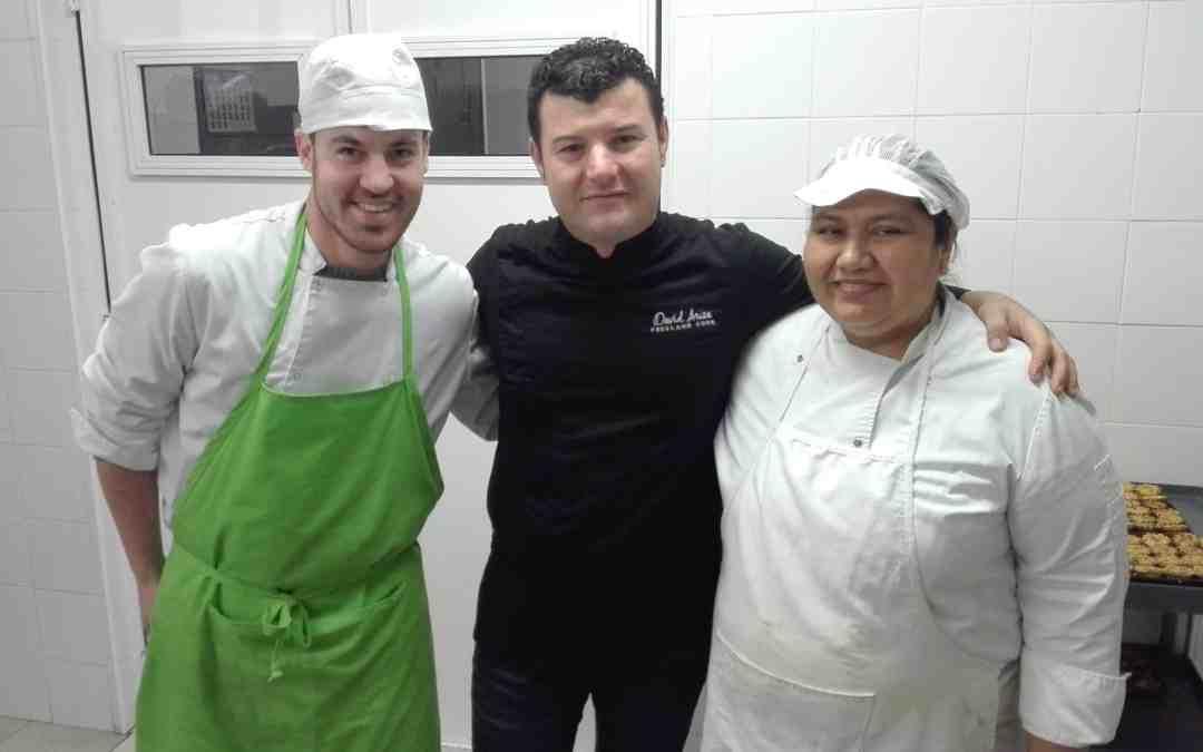 """Freeland Cook se asocia a Novaterra dentro de la campaña """"Gastronomía Solidaria"""""""