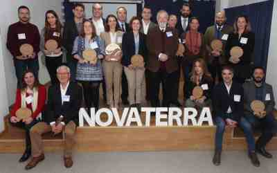 Medio centenar de empresas hacen networking responsable de la mano de Fundación Novaterra