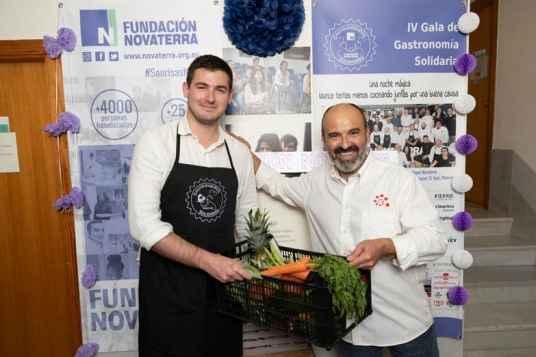 Gala-gastronomia-solidaria-novaterra-Rifa-cesta-cena-sentidos