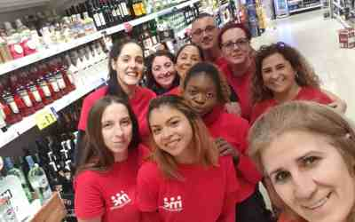 85 personas realizan su itinerario de inserción socio laboral gracias al Fondo Social Europeo