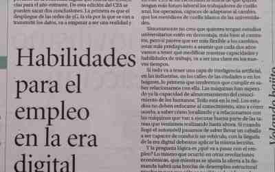 """Rafa Navarro """"Las habilidades para el empleo en la era digital"""""""