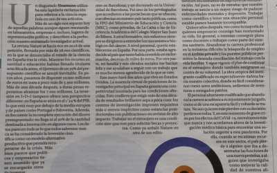 "Robert Albero: ""¡Que inventen ellos!"""