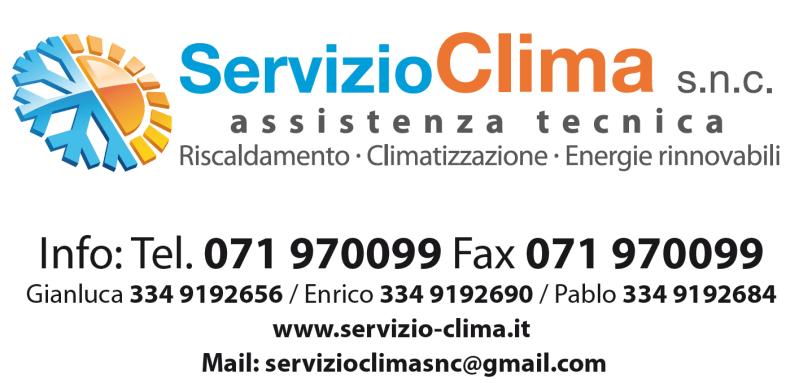 Servizio Clima