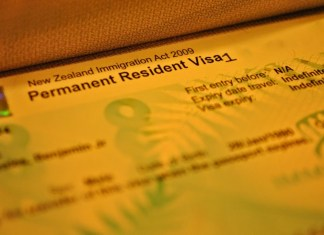 Residencia Permanente na Nova Zelandia