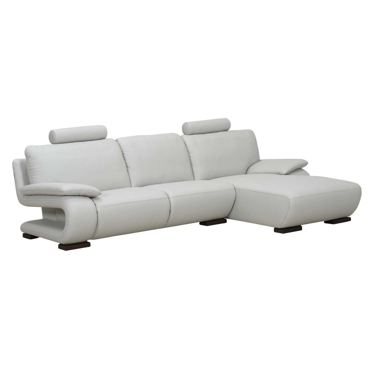 charlotte sectional sofa right arm facing