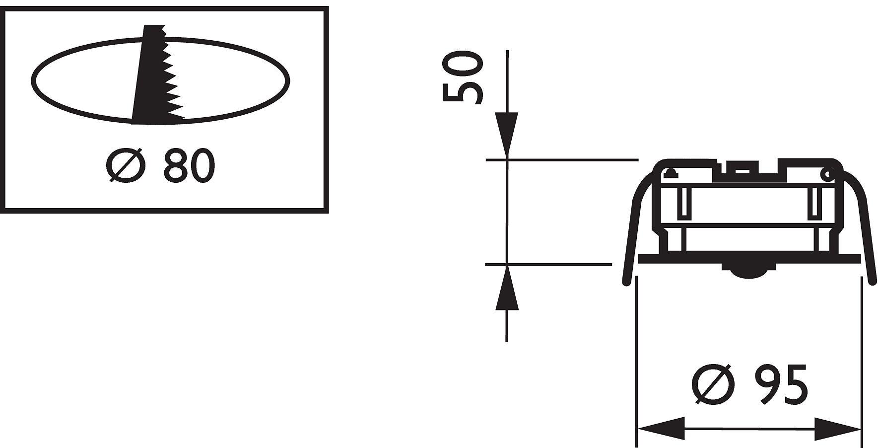 Philips Occuswitch Movement Sensor Switch Pir