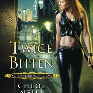 Review – Twice Bitten by Chloe Neill
