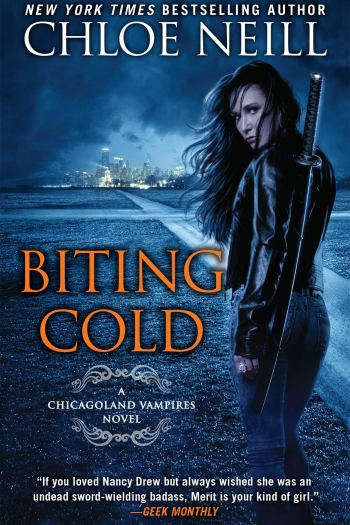 Review – Biting Cold by Chloe Neill
