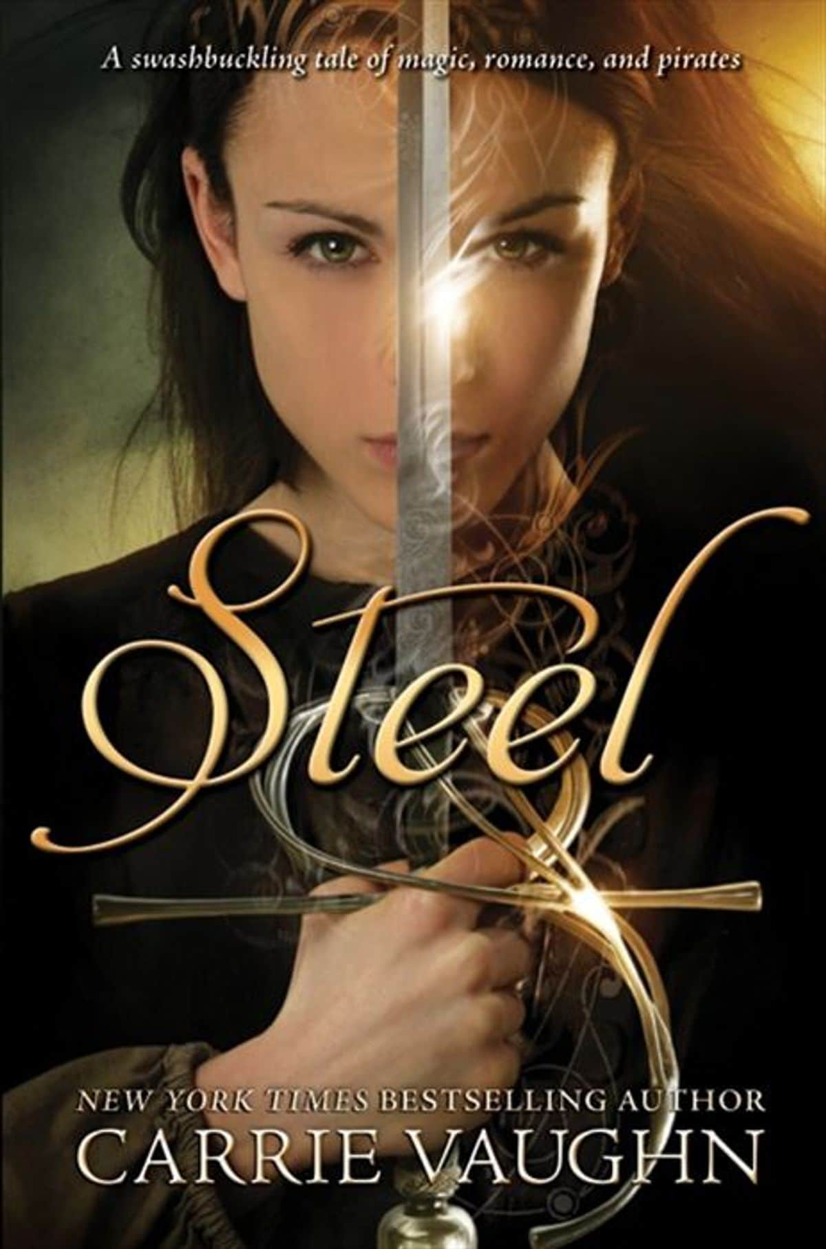 Review – Steel by Carrie Vaughn