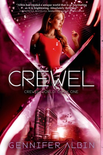 Review – Crewel by Gennifer Albin