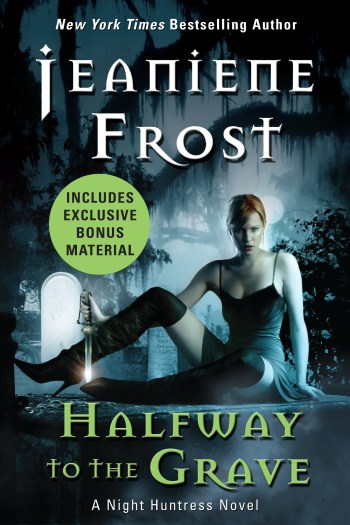 Review – Halfway to the Grave by Jeaniene Frost
