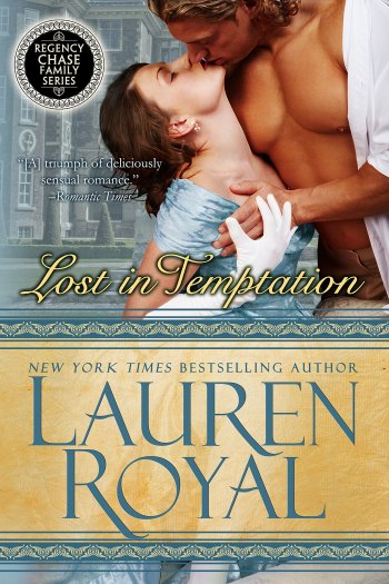 Review – Lost in Temptation by Lauren Royal