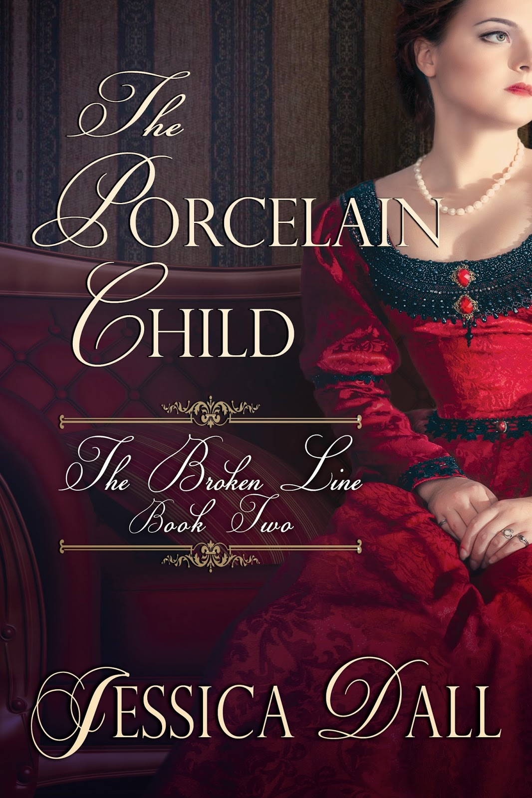 Review – The Porcelain Child by Jessica Dall