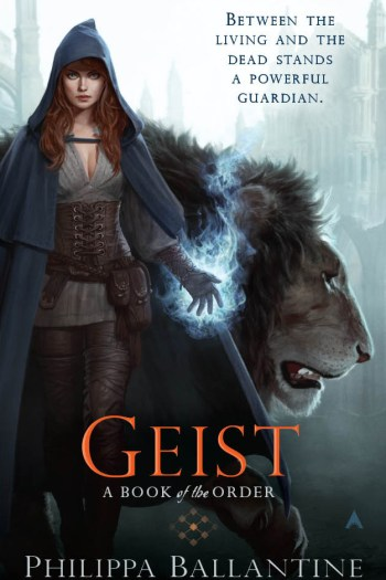 Review – Geist by Philippa Ballantine