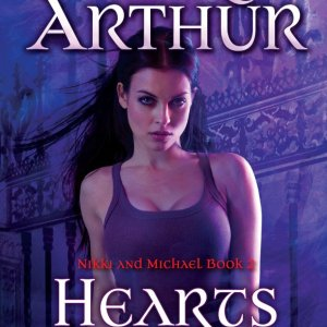 Review – Hearts in Darkness by Keri Arthur