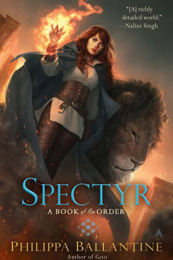 Review – Spectyr by Philippa Ballantine