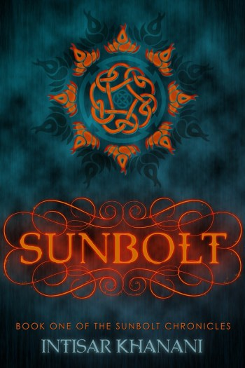 Review – Sunbolt by Intisar Khanani