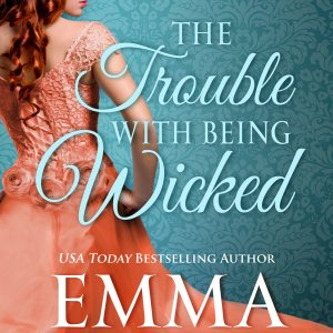 Review – The Trouble With Being Wicked by Emma Locke