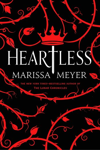 Review – Heartless by Marissa Meyer