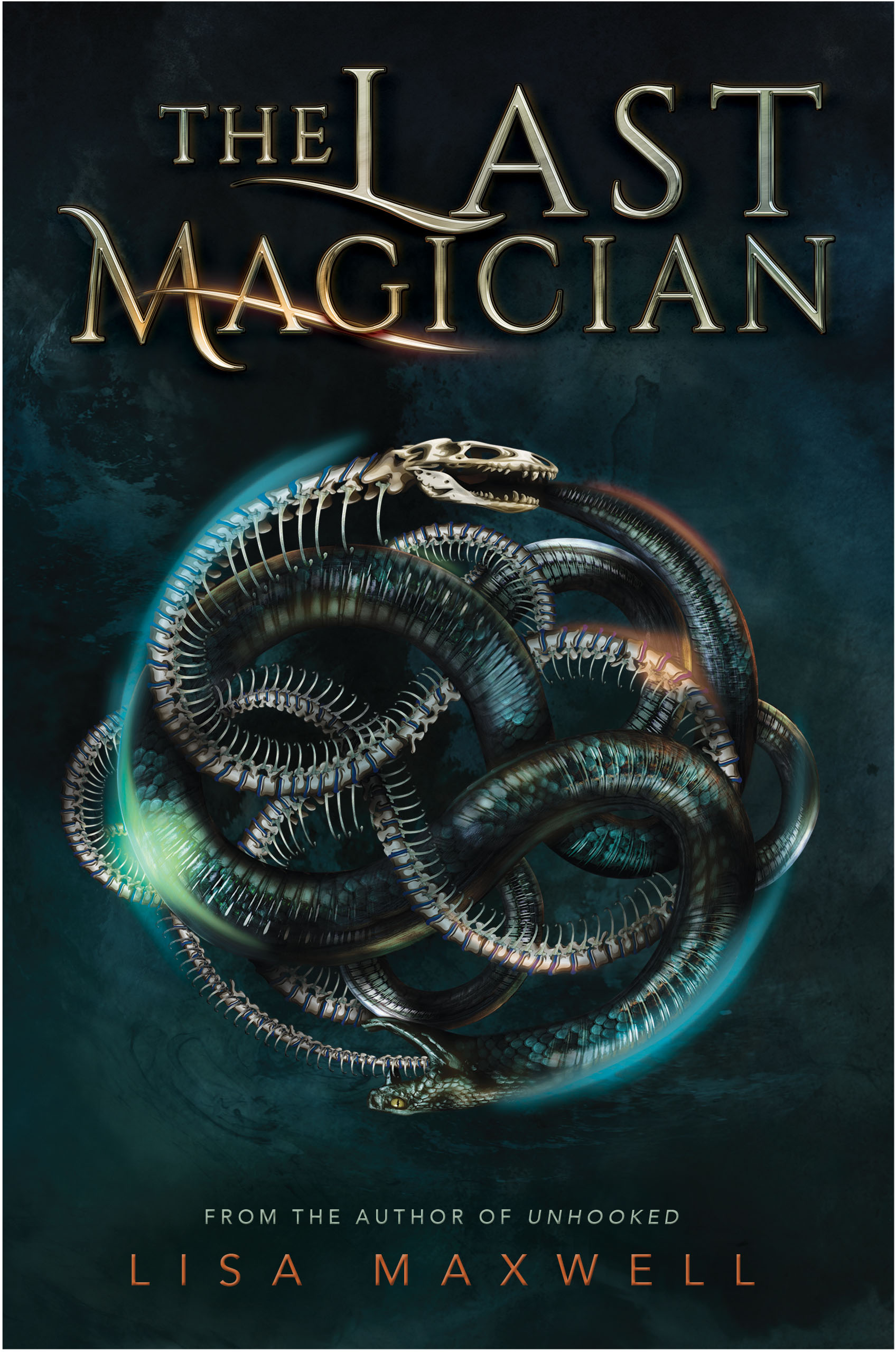 Blog Tour Review + Giveaway – The Last Magician by Lisa Maxwell
