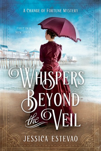 Review – Whispers Beyond the Veil by Jessica Estevao