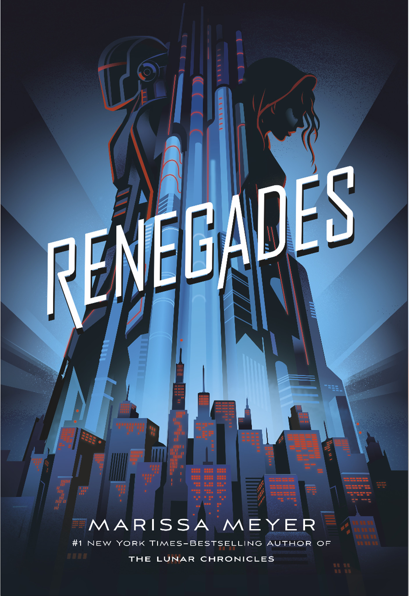 A Knight's Top 10 Literary Heroes of All Time + Renegades #Giveaway