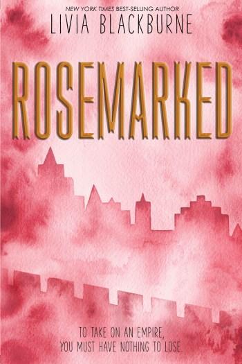 Review – Rosemarked by Livia Blackburne