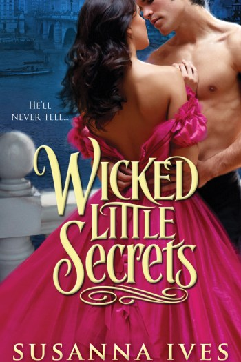 Review – Wicked Little Secrets by Susanna Ives