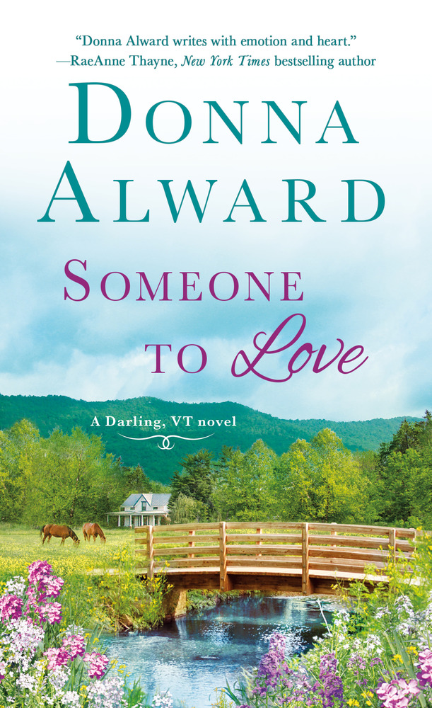 Review – Someone to Love by Donna Alward