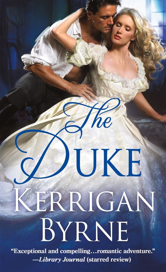 Review – The Duke by Kerrigan Byrne