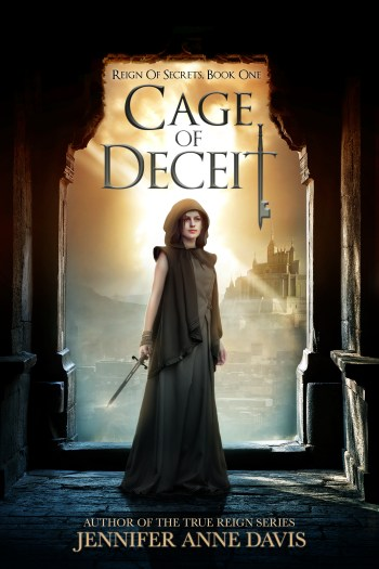 Mini Review – Cage of Deceit by Jennifer Anne Davis