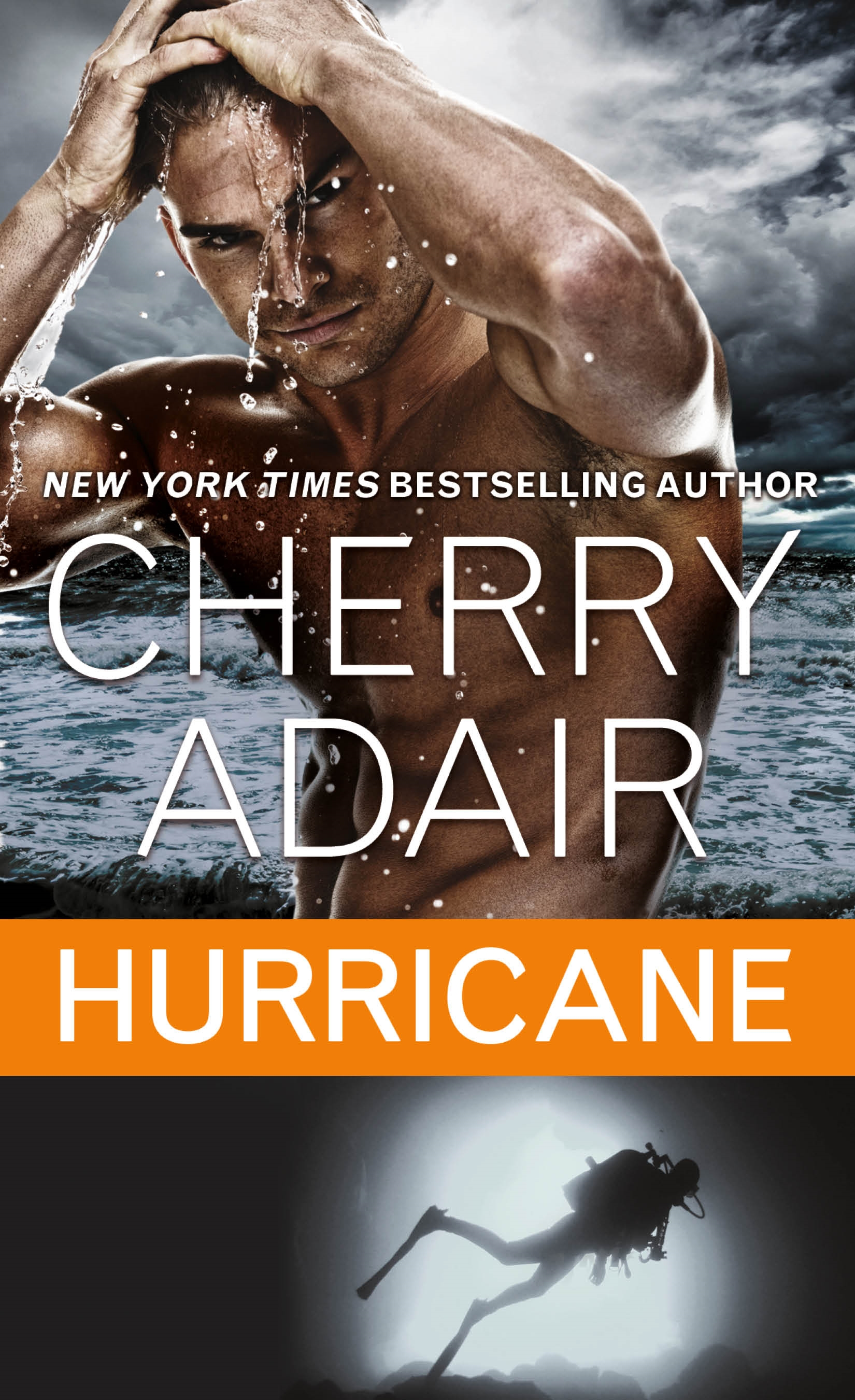 Review – Hurricane by Cherry Adair
