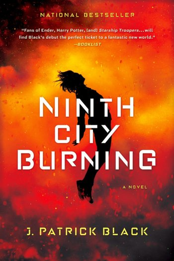 Mini Review – Ninth City Burning by J. Patrick Black