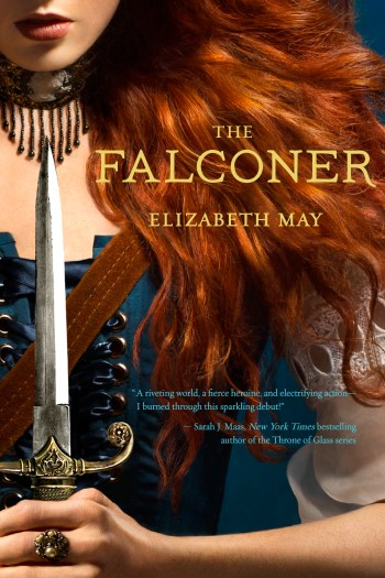 Review – The Falconer by Elizabeth May