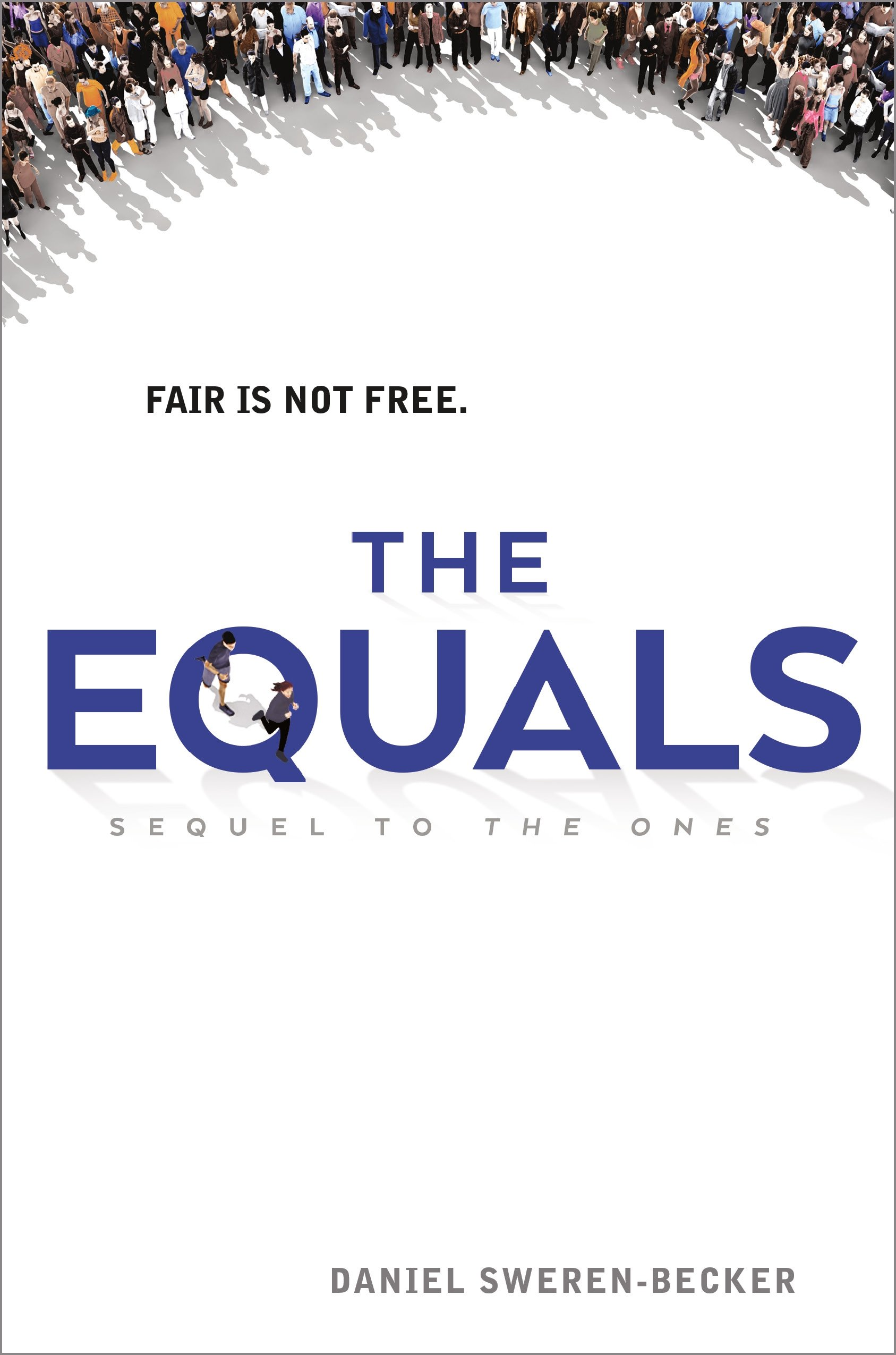 Mini Review – The Equals by Daniel Sweren-Becker