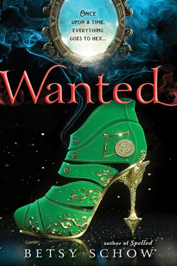 Mini Review – Wanted by Betsy Schow