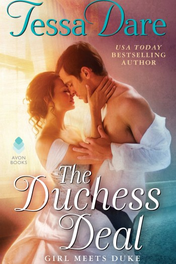 Review – The Duchess Deal by Tessa Dare