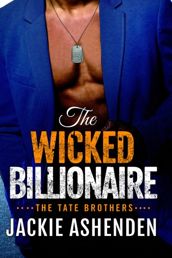 Review – The Wicked Billionaire by Jackie Ashenden