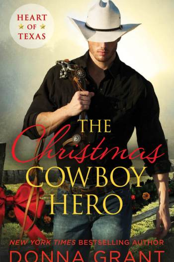 Review – The Christmas Cowboy Hero by Donna Grant