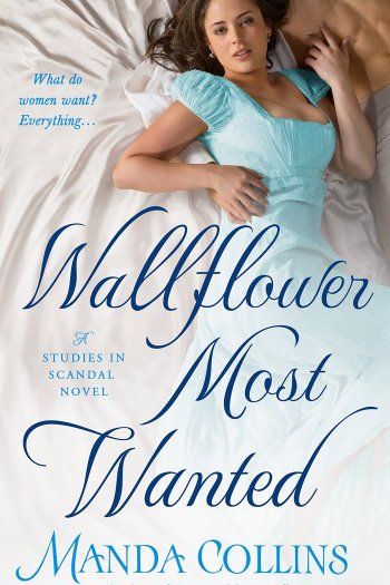 Review – Wallflower Most Wanted by Manda Collins