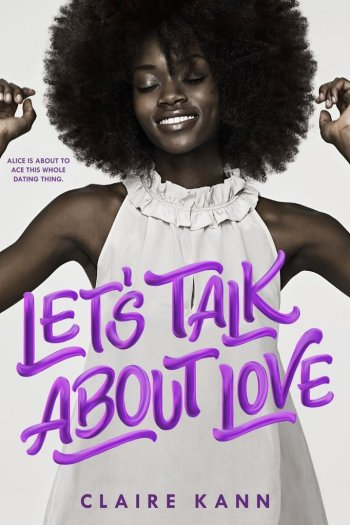 Mini Review – Let's Talk About Love by Claire Kann