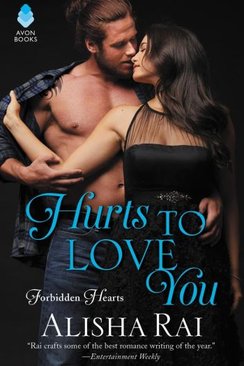 Lots of Drama but Meh Romance | Hurts to Love You by Alisha Rai