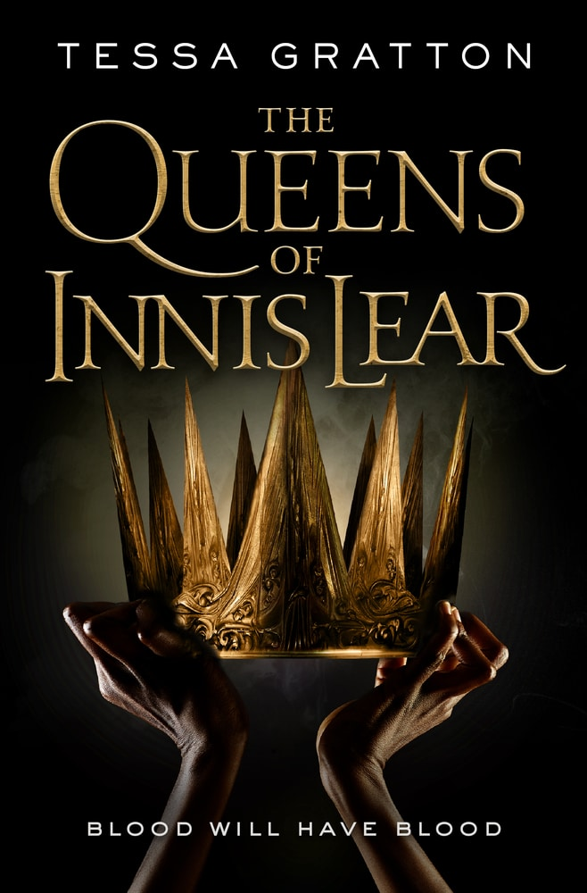 Intricate Dark Fantasy, Meet Dry Writing   The Queens of Innis Lear by Tessa Gratton