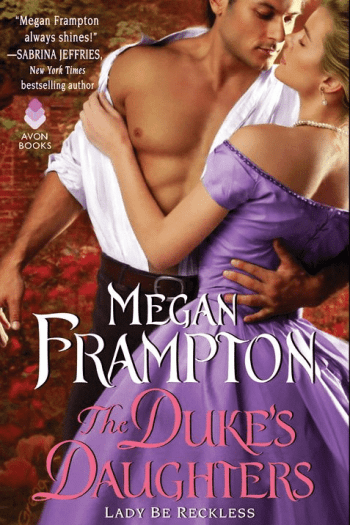 Light, Fun, and Saved the Series   Lady Be Reckless by Megan Frampton