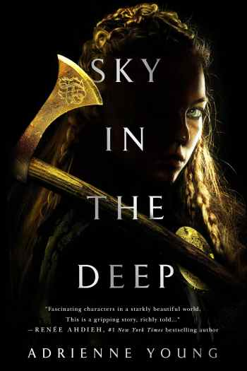 Pseudo-Viking Story with Little Action   Sky in the Deep by Adrienne Young
