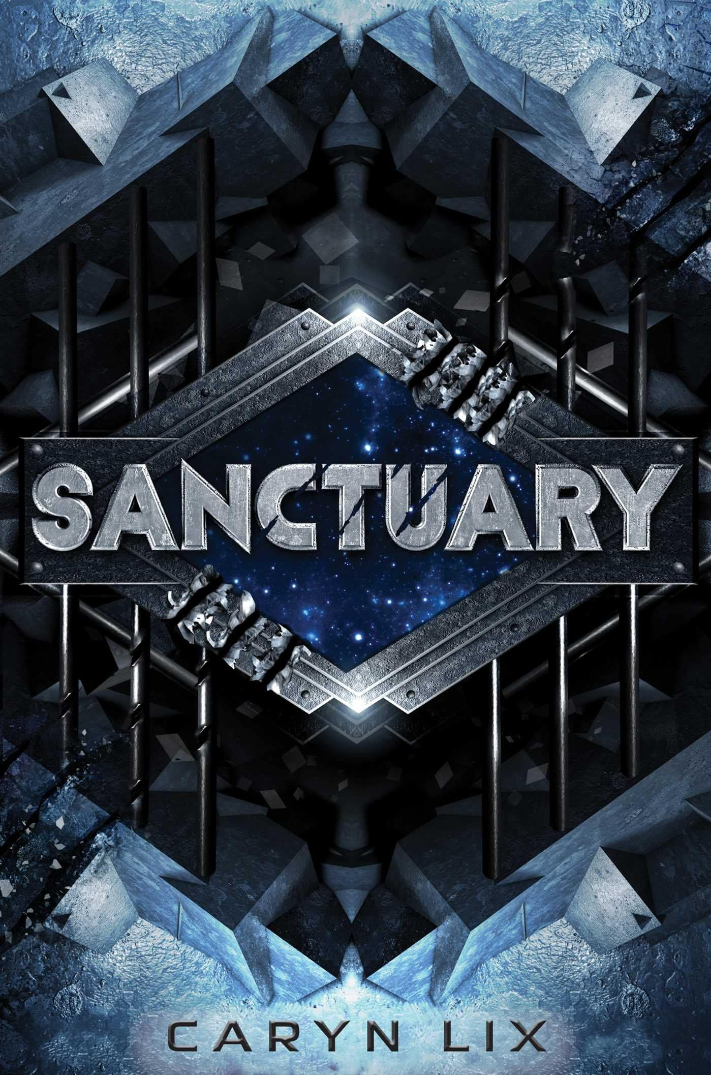 Long Winded and Annoyingly Narrated | Sanctuary by Caryn Lix