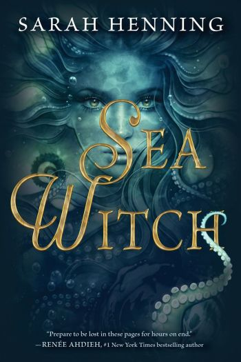 This Fish-Friendly Retelling Lacked a Hook | Sea Witch by Sarah Henning