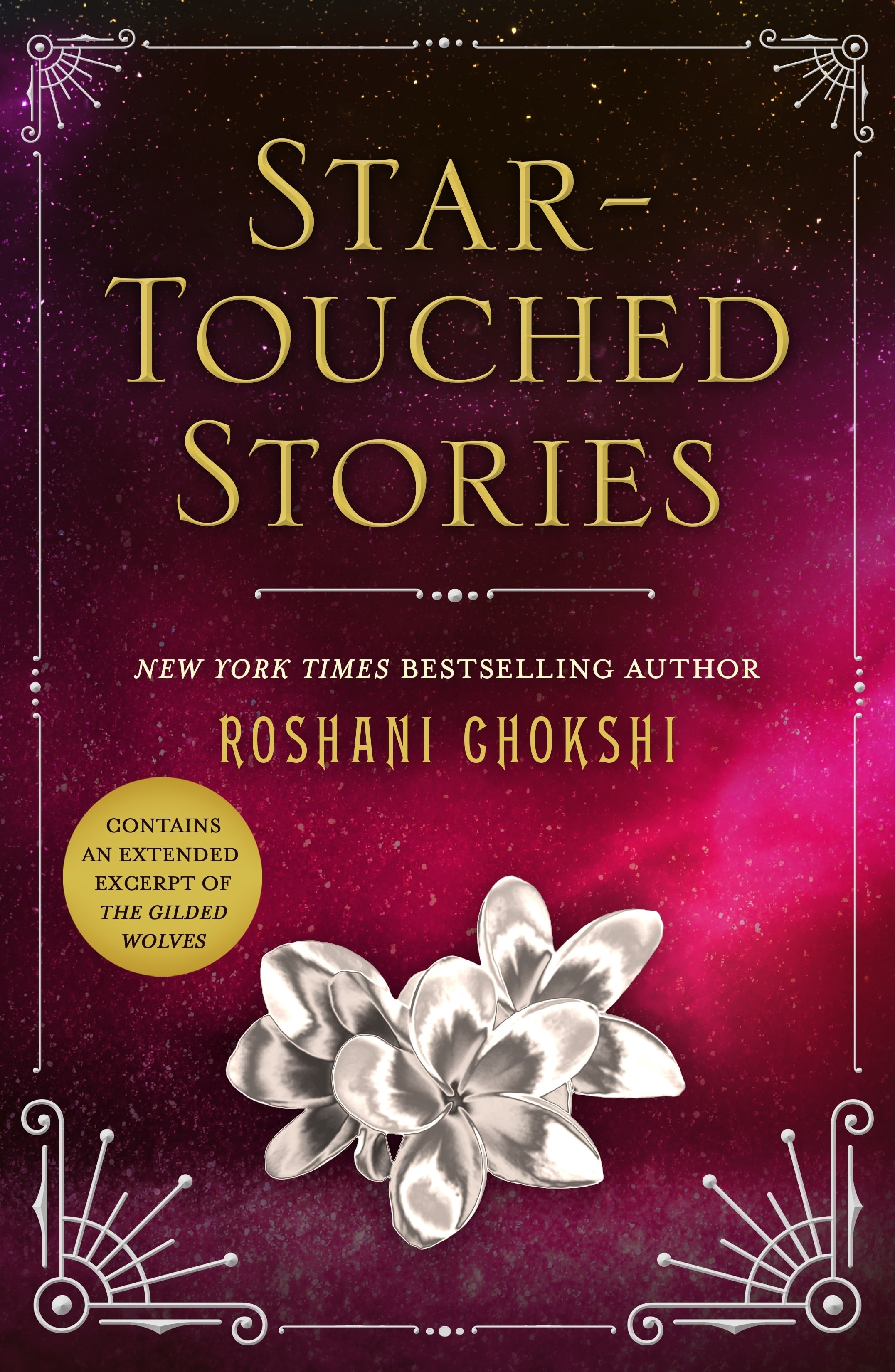Star-Touched Q & A with Roshani Chokshi